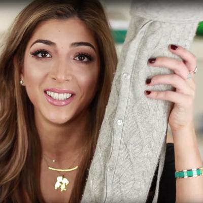 Video: Estée Lalonde & Amelia Liana discover the YuYu Bottle!