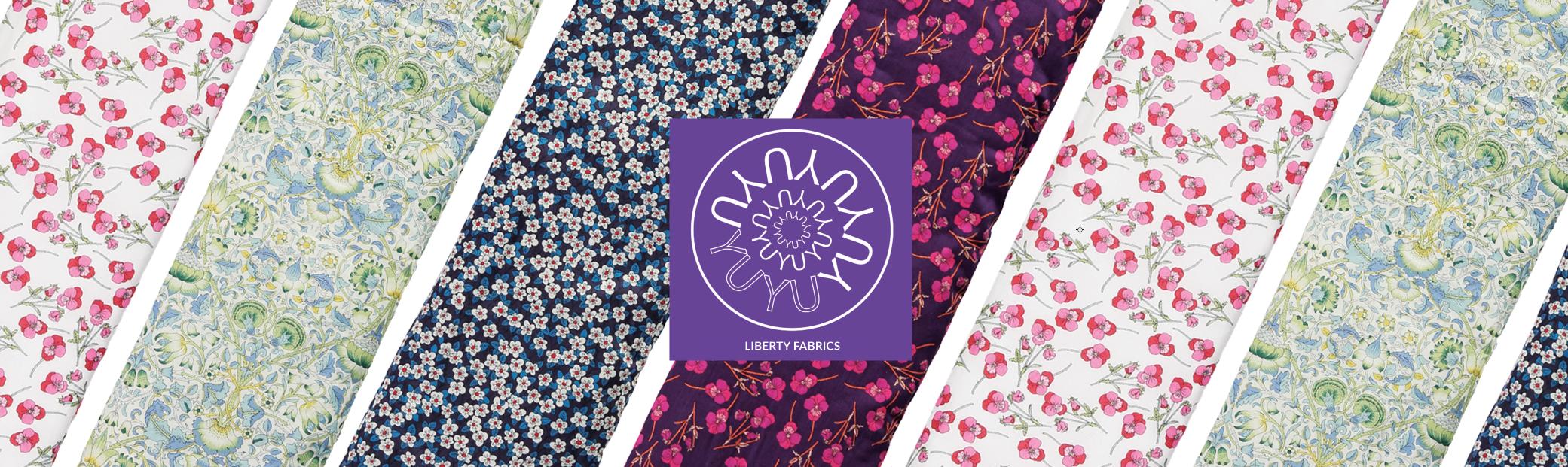 YuYus Liberty Fabrics Collection