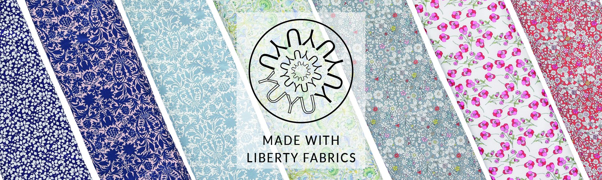 Made with Liberty Fabric Collection