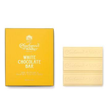 Charbonnel et Walker White Chocolate Bar 80g