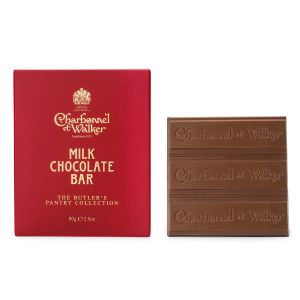 Charbonnel et Walker Milk Chocolate Bar 80g