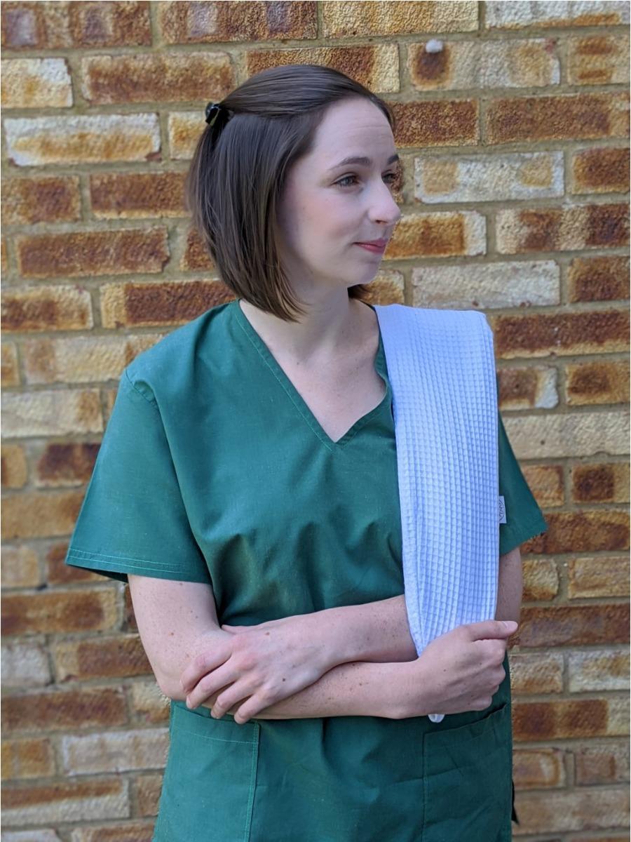 Kat Hargraves NHS nurse