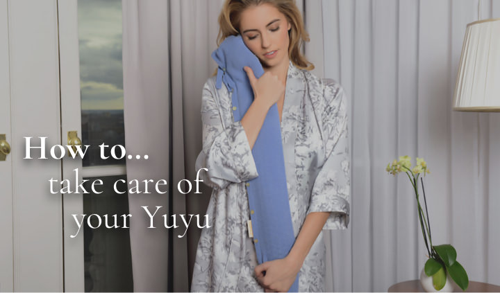 Caring for your Yuyu Bottle